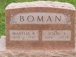 Martha Rosetta <I>Baur</I> Boman