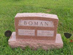Ellyn G. <I>Staley</I> Boman