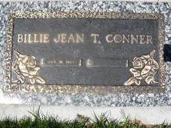 Billie Jean <I>Tanner</I> Conner