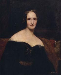 Mary Wollstonecraft <I>Godwin</I> Shelley