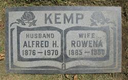 Rowena <I>Reynolds</I> Kemp