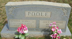 Alice Louise <I>Chappell</I> Poole
