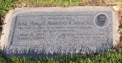 Jose Angel Arroyo-Camacho