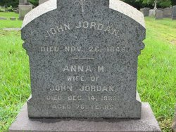 Anna M <I>Lyle</I> Jordan
