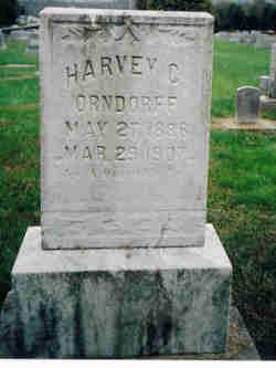 Harvey C. Orndorff