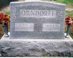 Laura A Orndorff