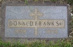 Donald Frank Atkinson, Sr