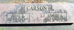 Samuel Levi Carson