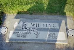 Mary Alecia <I>Sullivan</I> Whiting