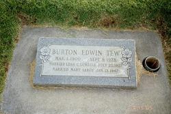 Burton Edwin Tew, Sr