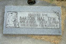 Barton Hal Tew