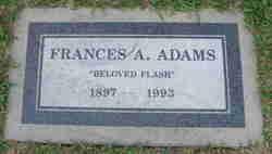Frances A Adams
