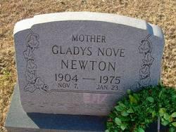 Gladys Nove <I>Tanner</I> Newton
