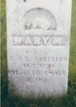 Mary Minerva Ackerson