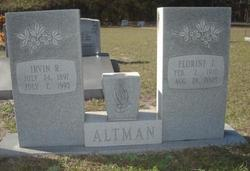 Irvin R Altman