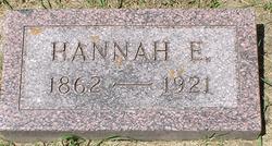 Hannah Etta <I>Hansel</I> Bush