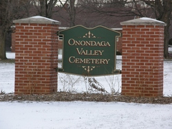 Onondaga Valley Cemetery