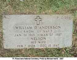 William Donald Anderson