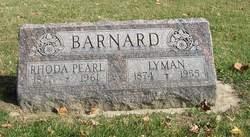 Lyman Barnard