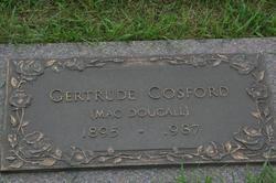 Gertrude Edith <I>Henley</I> Cosford