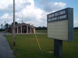 Anderson Creek Church Cemetery