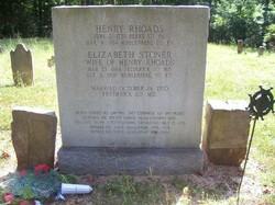 Capt Henry Rhoads, Jr