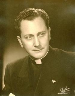 """Rev Fr William Lawrence """"Larry"""" Byrne"""