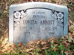 Lovita Faye <I>Foster</I> Abbott