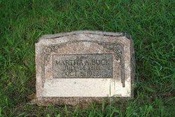 "Martha Angeline ""Mattie"" <I>Jackson</I> Buck"
