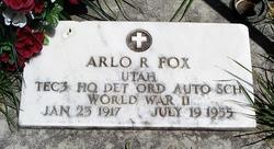 Arlo Royal Fox