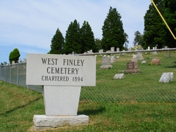 West Finley Cemetery
