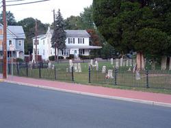 Williamstown Old Methodist Cemetery