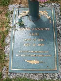 Renee Annette Rich