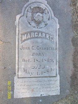 Margaret J <I>Medley</I> Chambers