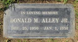 Donald Malcolm Alley, Jr