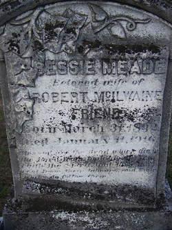 Bessie Meade <I>Patterson</I> Friend