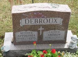 Andrew John DeBroux