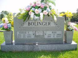 Estelle Cora <I>Stroud</I> Bolinger