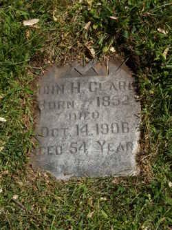 John Henry Clark