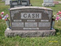 Clyde C Cash