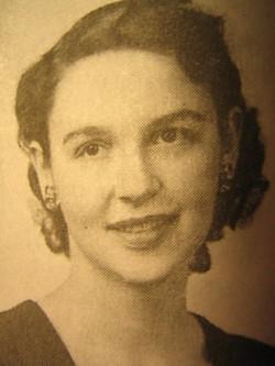 Betty Jayne <I>Brown</I> Schmidt