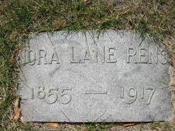 Nora Lane Reno (1855-1917) - Find A Grave Memorial