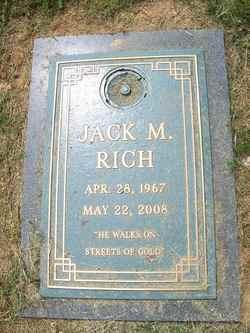 Jack Michael Rich