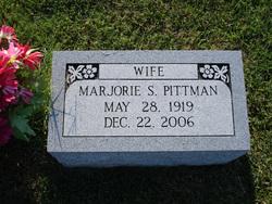 Marjorie S. Pittman