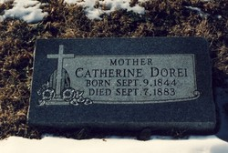 Catherine <I>Trompeter</I> Dorei
