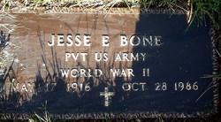Jesse E. Bone