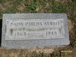 Daisy B. <I>Childs</I> Atwell