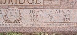 John Calvin Aldridge