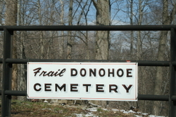 Frail Donohoe Cemetery