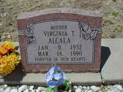 Virginia T <I>Gomez</I> Alcala